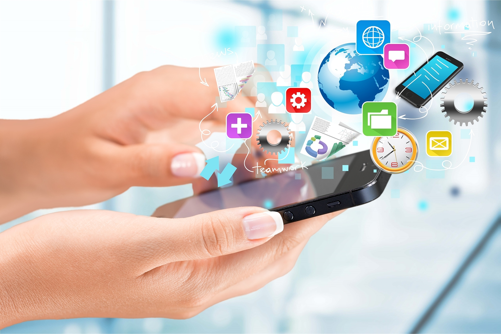 Why Use an App to Promote Your Business