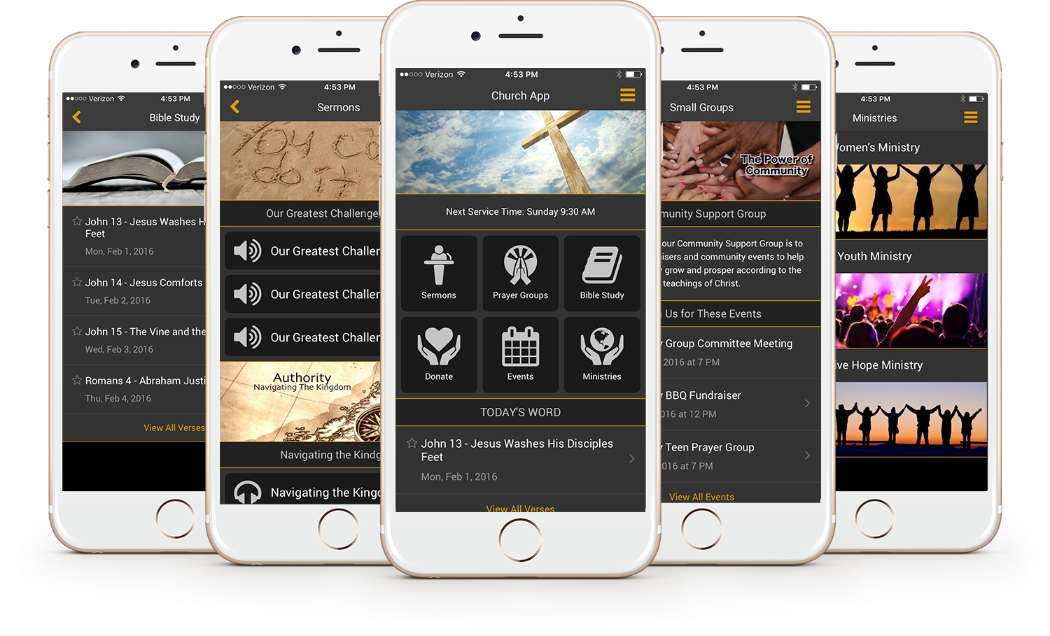 why your facility needs its own church app daily tech news. Black Bedroom Furniture Sets. Home Design Ideas